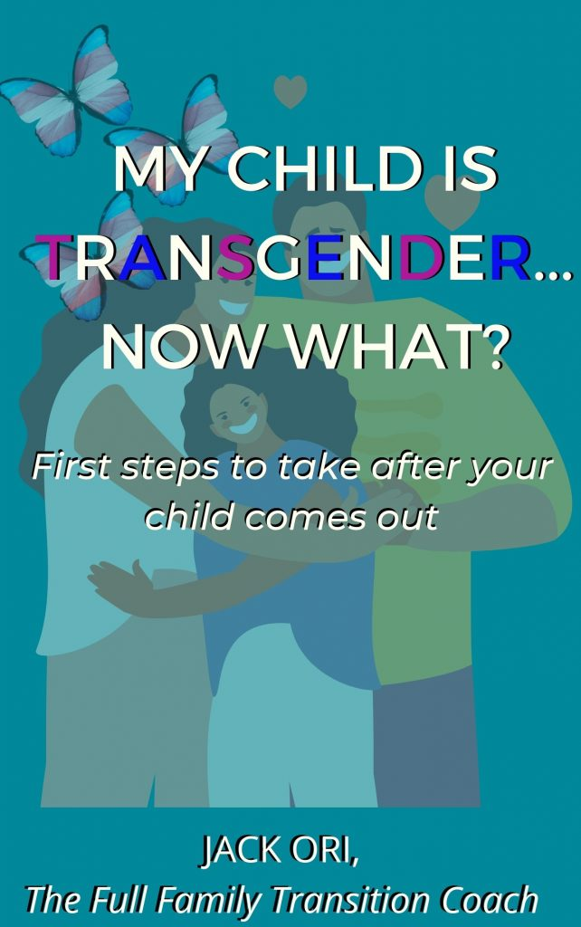 My Child Is Transgender Cover