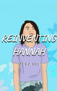 New cover - Reinventing Hannah