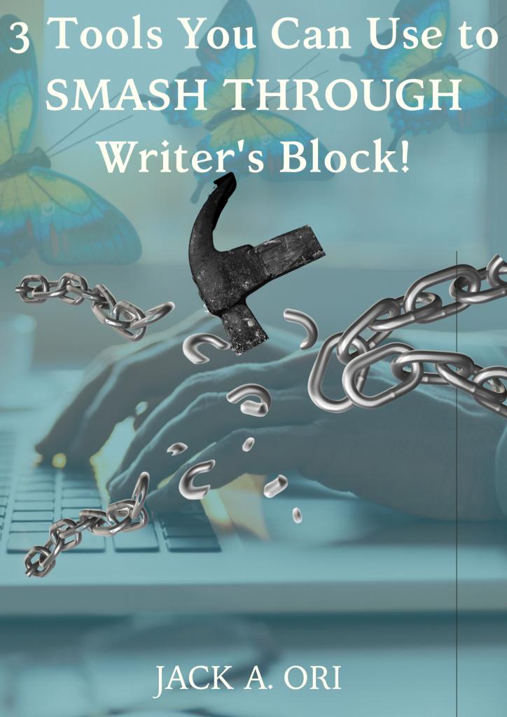 SMASH Through Writer's Block Cover